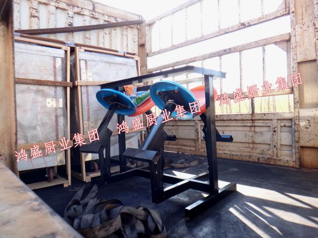 【北京通州】客户订做四人折叠可归位乐天堂手机版客户端-生产完毕公司安排物流发货